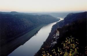 Река Эльба